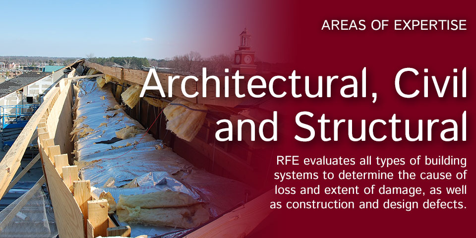Architectural, Civil and Structural
