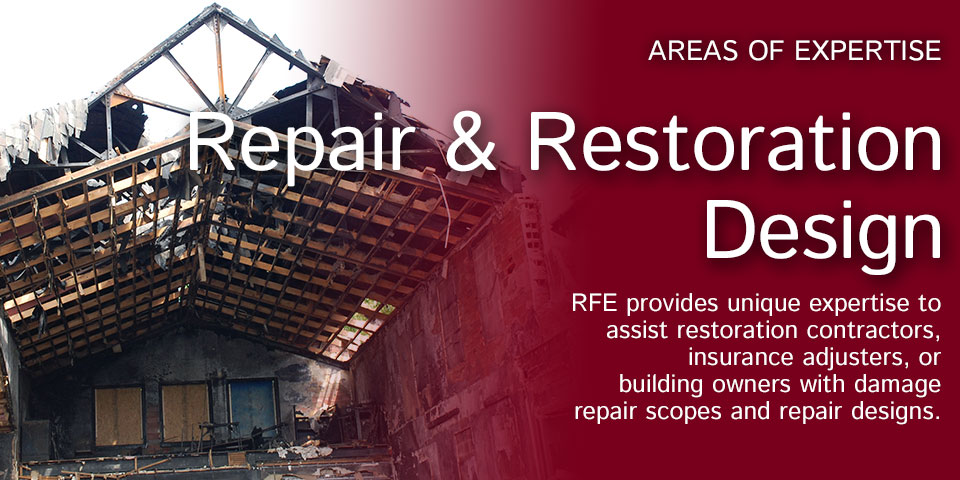 Repair and Restoration Design