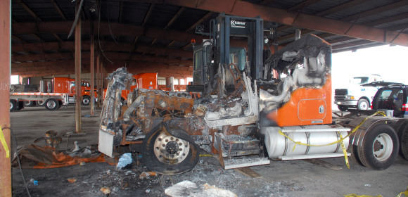Vehicle Fire Investigations Rudick Forensic Engineering