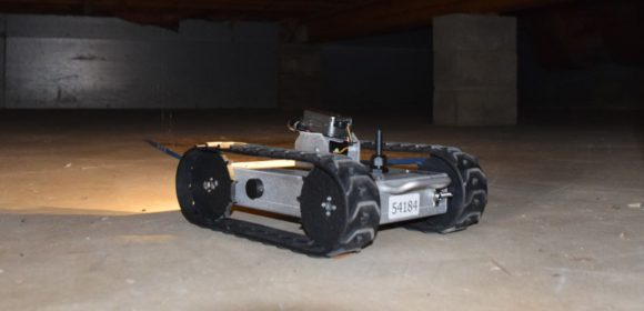 Remote-Control Robot Inspections